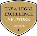 Logo des Tax & Legal Excellence Networks